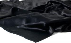 Enkelt silkeslakan (ebenholts)